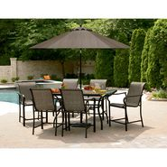 Garden Oasis East Point 7 Pc. High Dining Set at Kmart.com