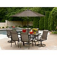 Garden Oasis East Point Dining Set Bundle at Kmart.com