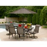 Garden Oasis East Point 7 Pc. Dining Set at Kmart.com