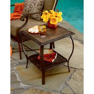 La-Z-Boy Outdoor Bradley Side Table at Sears.com