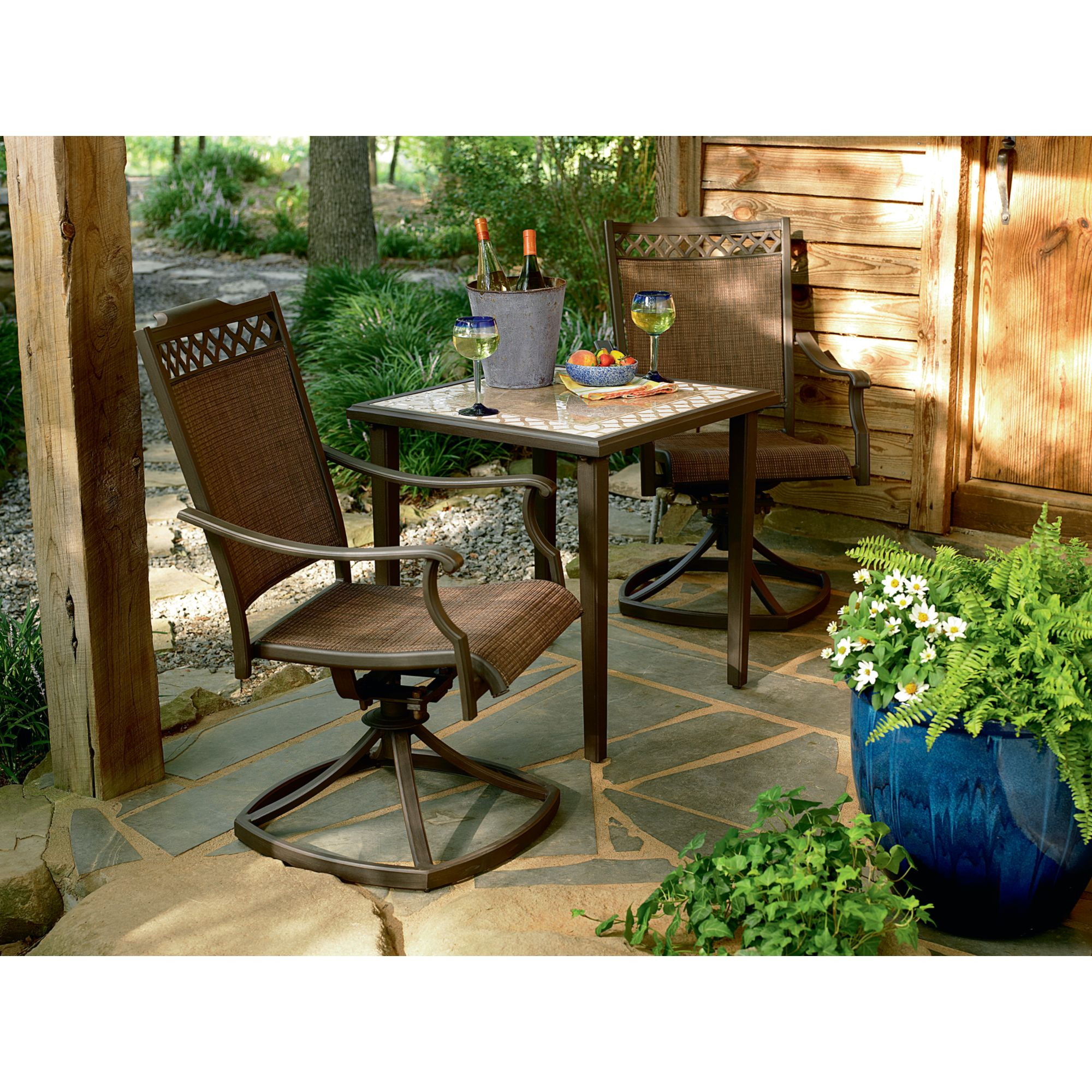 Country Living  Brookshire 3 Pc. Bistro Set*