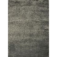 World Rug Gallery Gorrilla Shag Collection Charcoal 5'x8'Rug at Sears.com