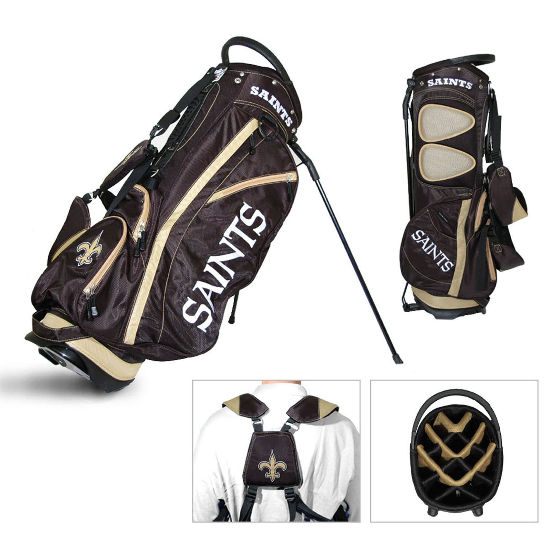 Team Golf  New Orleans Saints NFL