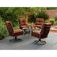 Country Living Menlo Park 5 Pc. Chat Set - Auburn cushion at Sears.com