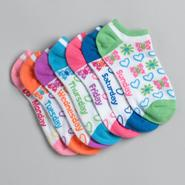 Joe Boxer Girl's Seven-Pair Multi Color Socks at Sears.com