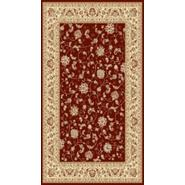 World Rug Gallery ELITE  Red Isphahan 4'x6' Rug at Sears.com