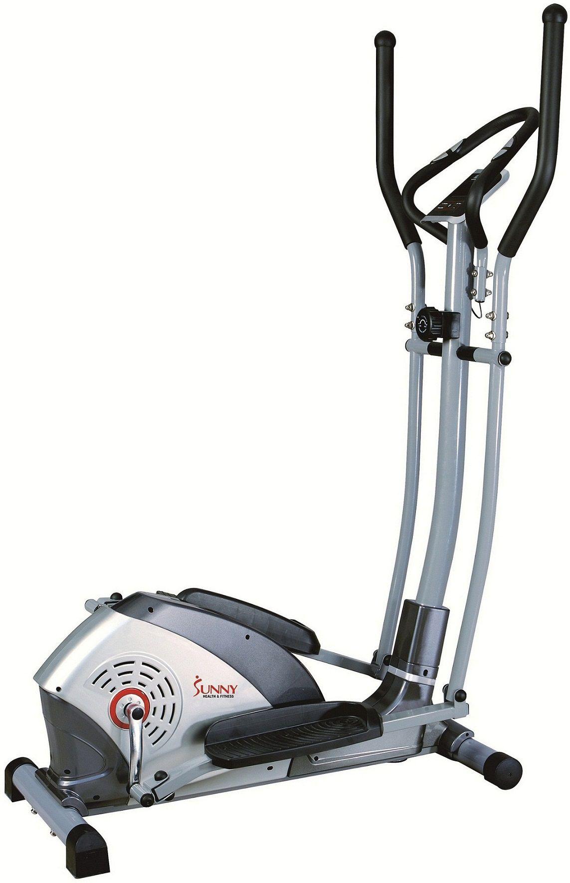 Sunny Health & Fitness SF-E1114 Magnetic Elliptical Trainer