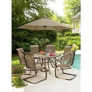 Garden Oasis Grandview Dining Set Bundle              ...