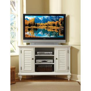 Home Styles Bermuda Corner TV Stand