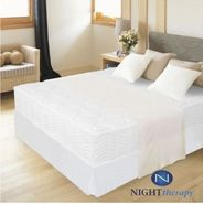 Night Therapy 12 Inch Spring Mattress Complete Set Full at Sears.com