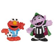 HASBRO ® Soccer Friends Count Von Count & Elmo 2-Pack at Kmart.com