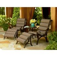 Jaclyn Smith Today Dominic 5 Pc. Seating Set at Kmart.com