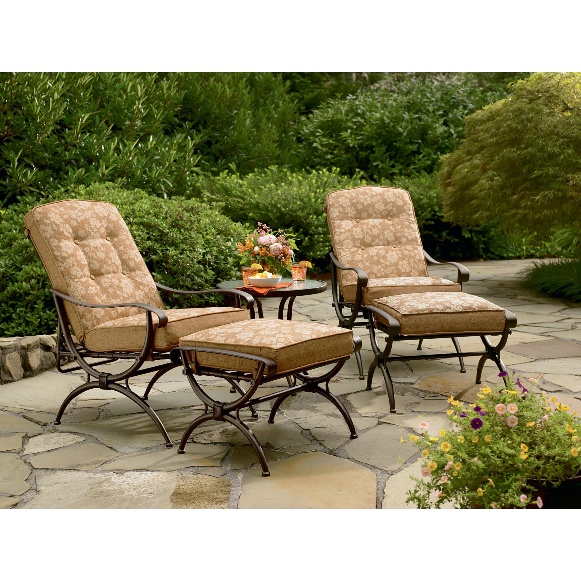 Addison 5 Pc. Seating Set                                                                                                        at mygofer.com