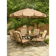 Jaclyn Smith Today Addison Dining Table with Lazy Susan at Kmart.com