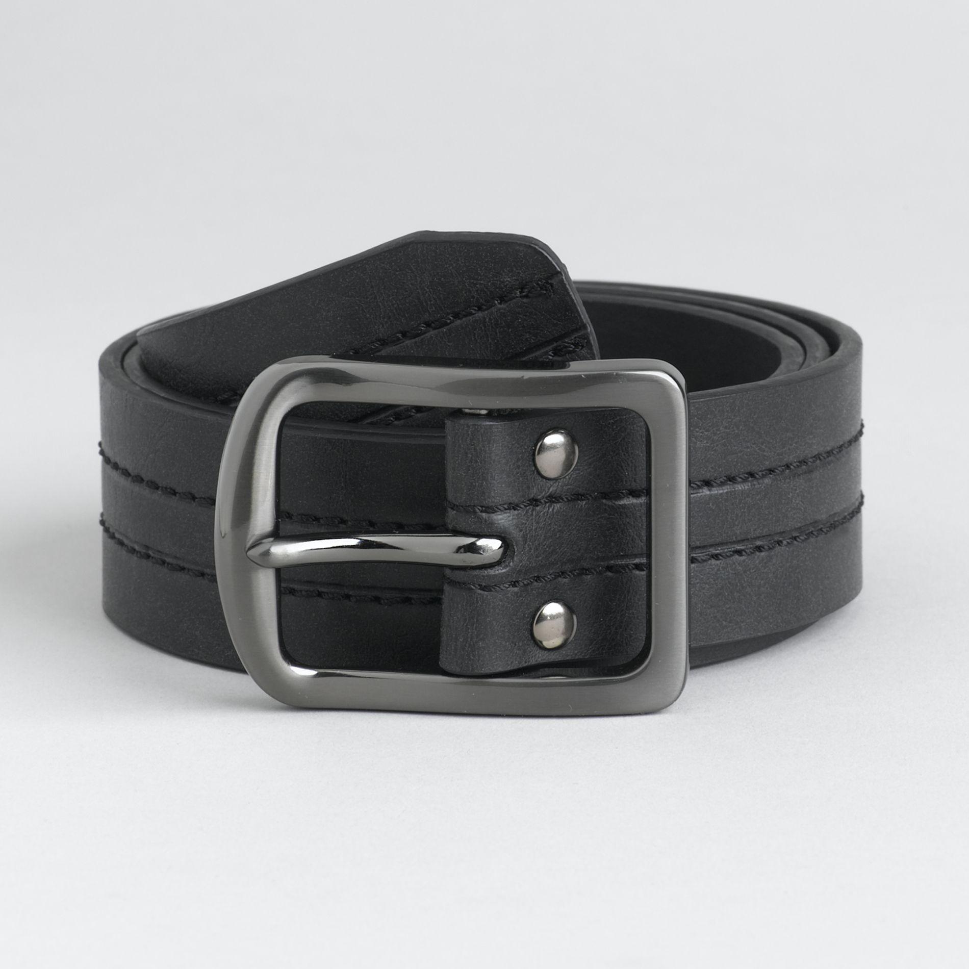 Genuine Dickies Men's Casual Leather Belt