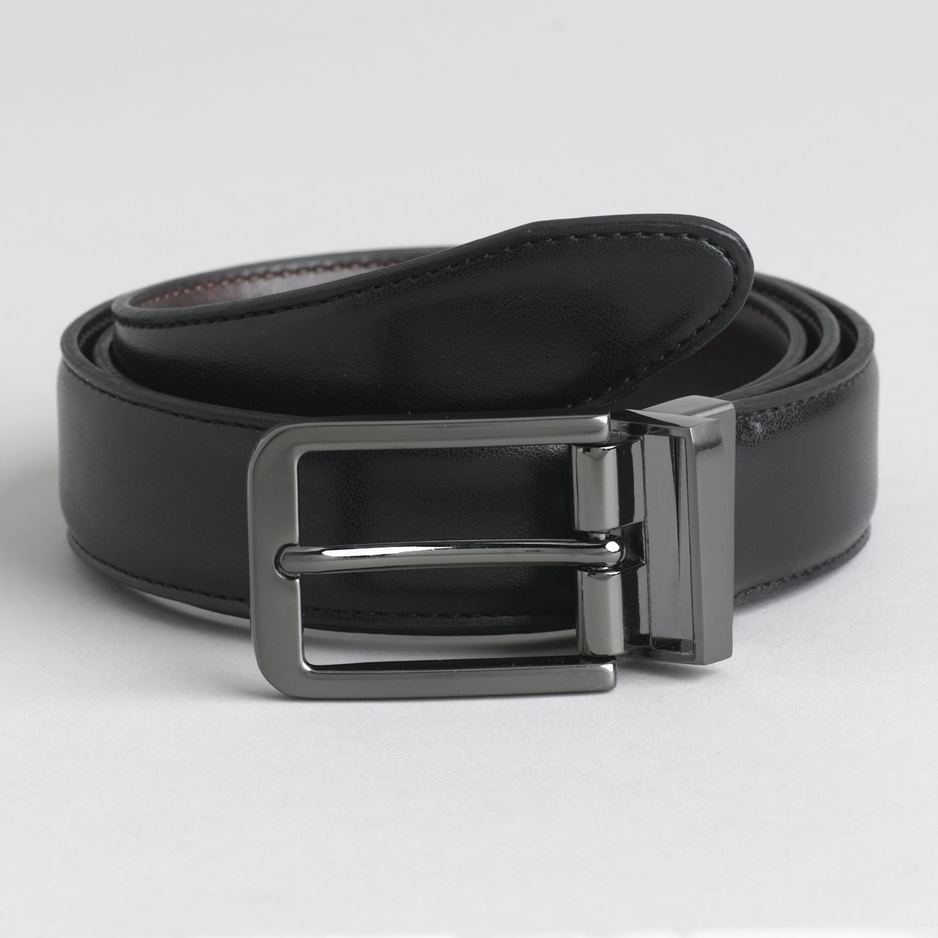 Men's Dress Leather Belt