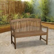 Amazonia Mandalay 4' Teak Bench at Kmart.com