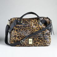 Kardashian Kollection Women's Leopard Print Shopper Handbag at Sears.com