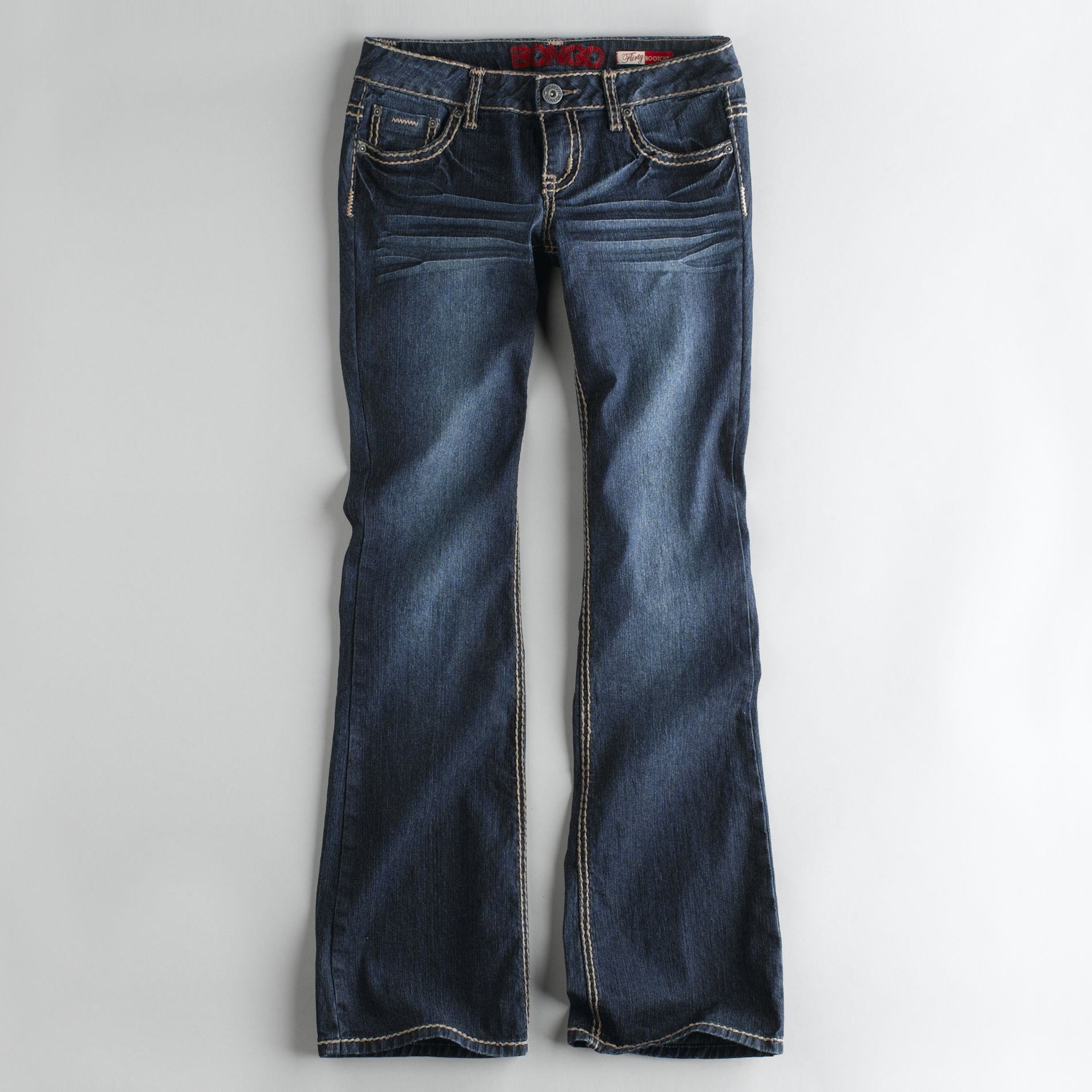 Bongo Juniors Flirty Bootcut Jeans at Sears.com