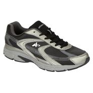Athletech Men's Ath L-Espy Running Shoe Wide Width - Black at Kmart.com