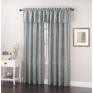 Jaclyn Smith Mineral Stripe Faux Silk Panel at Kmart.com