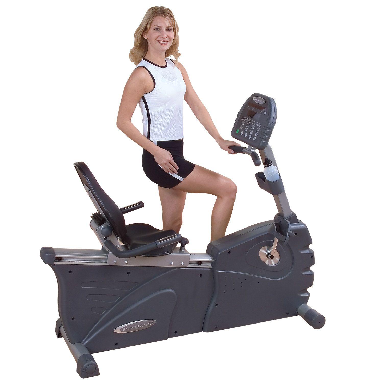 Endurance Self Generated Recumbent Exercise Cycle