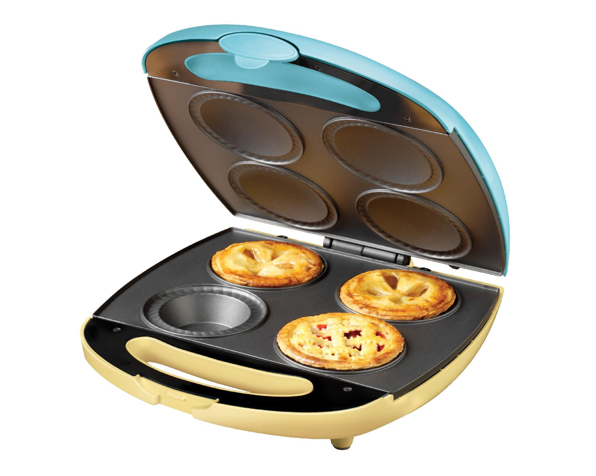 Nostalgia Electrics PIE-400 4-Pie Countertop Bakery