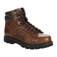 Texas Steer Men's Kode Soft Toe Work Boot Wide Width - Brown at Kmart.com