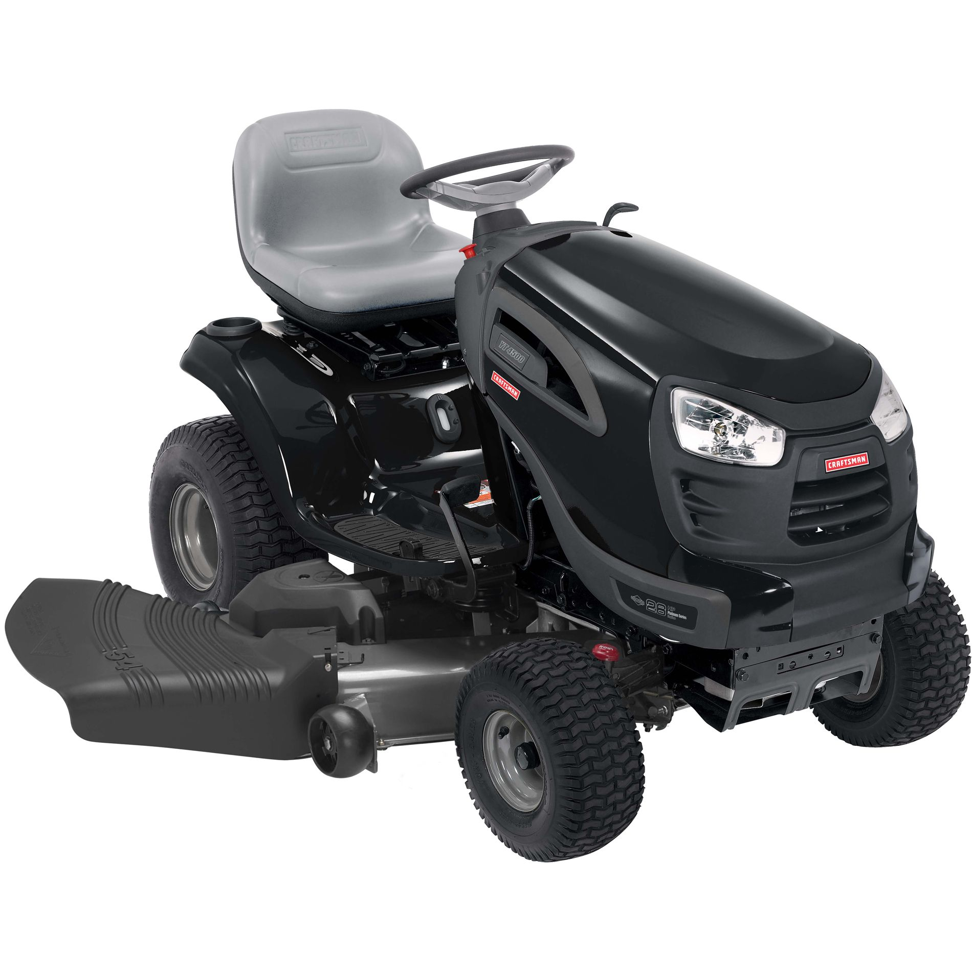 Craftsman  54'' 26hp V-Twin Briggs &