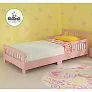 Slatted Toddler Bed-Blueberry at Kmart.com