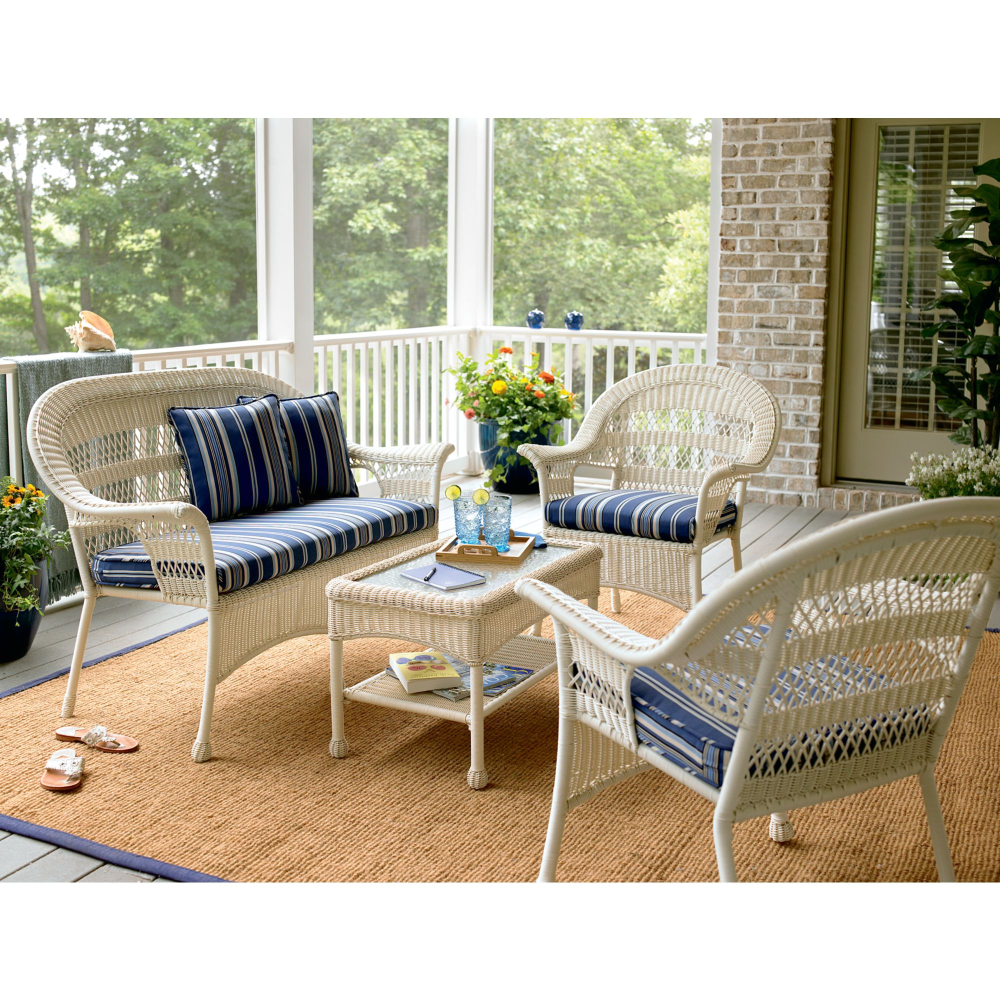 Grand Resort  Shorewood 4 Pc. Seating Set