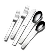 Sasaki Aria 45pc flatware set at Sears.com