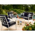 Shasta 4 Pc. Deep Seating Set