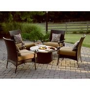 Grand Resort Roscoe 5 Pc. Firepit Chat Set at Sears.com