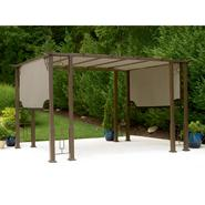 Garden Oasis 9 Ft. x 12 Ft. Deluxe Pergola at Sears.com