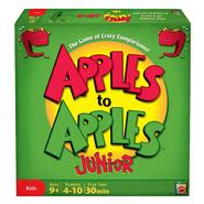 APPLES TO APPLES® Junior — The Game of Crazy Comparisons! at Kmart.com