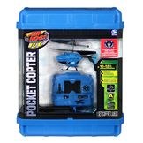 Spin Master Air Hogs Pocket Copter - Blue Channel A at mygofer.com