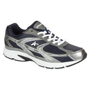 Athletech Men's Ath L-Espy Low Profile Athletic Shoe Wide Width - Navy at Kmart.com
