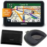 Garmin NUVI50LM KIT Nuvi 50LM GPS, Carry Case and Friction Mount at Sears.com