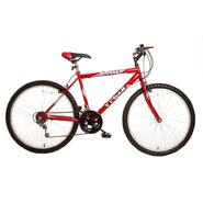 Titan Pioneer Mens All Terrain Mountain Bike  - Red at Sears.com