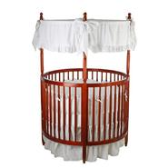 Dream On Me Sophia, Posh Circular Crib,Cherry at Kmart.com
