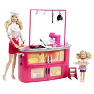 Barbie I CAN BE TV CHEF  PLAYSET at Kmart.com