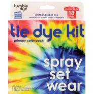 SEI Tumble Dye Craft And Fabric Dye Kit, Primary at Kmart.com