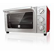 Kenmore 6-Slice Convection Toaster Oven, Red at Kmart.com