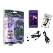 "Visual Land 3"" Visual Land V-Touch Pro MP4 Player, 4GB - Purple at Kmart.com"