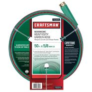 Craftsman Heavy Duty Neverkink Self-Straightening Hose- 50Ft. at Craftsman.com