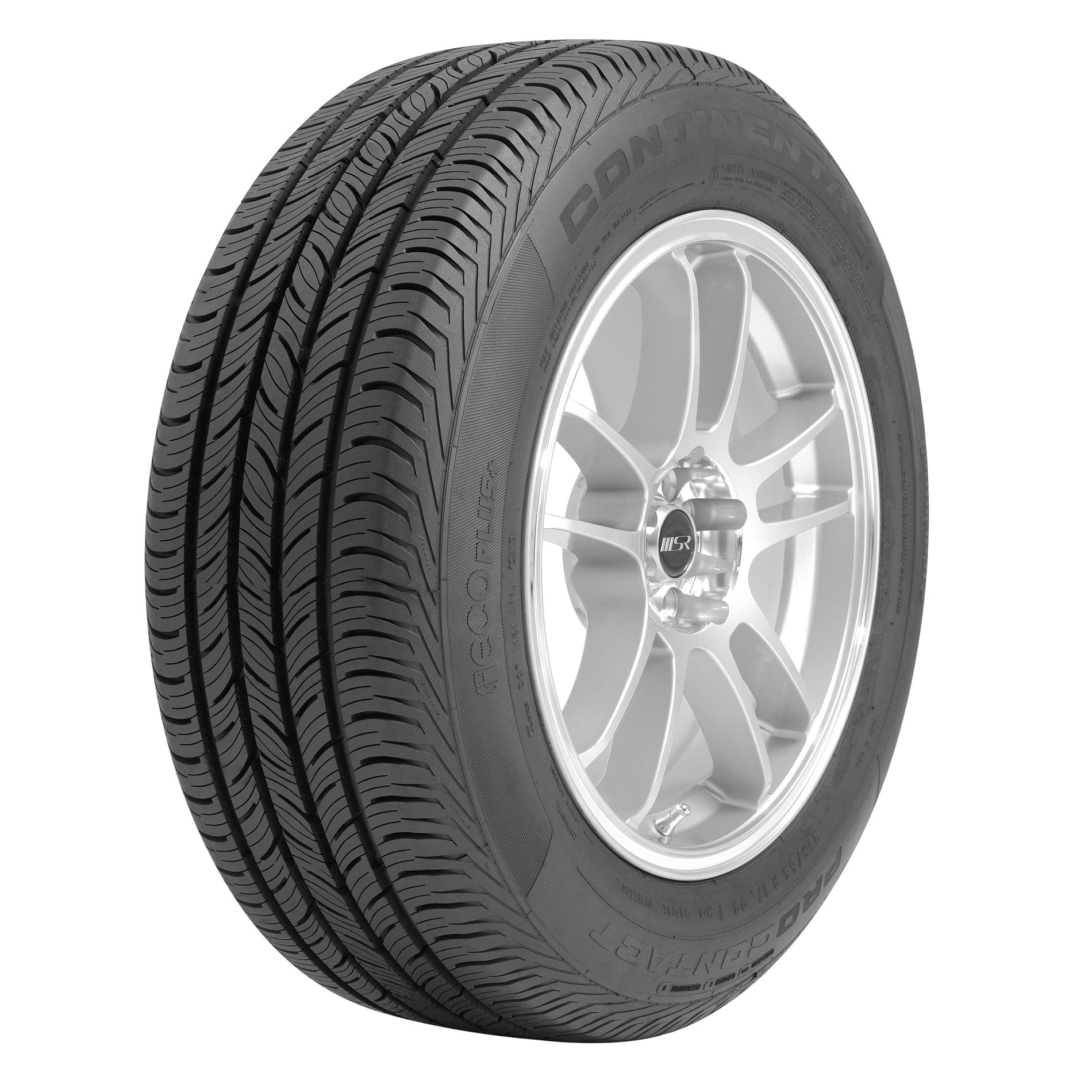 Continental Pro Contact Eco Plus - 205/60R15 91T BW - All-Season Tire