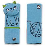 BenBat Travel Friends Seat Belt Pals - Cat (1-4 years old) / (Set of 2) at Sears.com