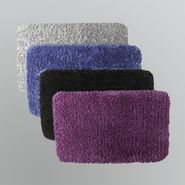 Memory Foam Shag Bath Rug at Kmart.com