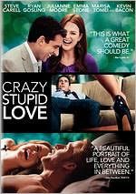 CRAZY STUPID LOVE DVD PartNumber: 018W004119164000P KsnValue: 018W004119164000